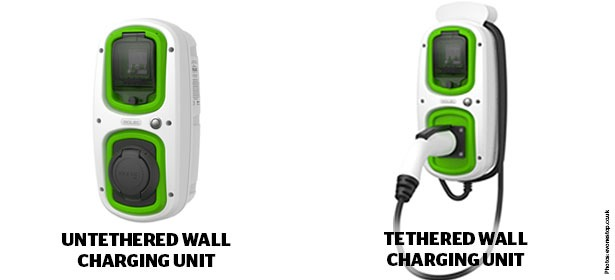 Electric Car Charging Point Installer Newport
